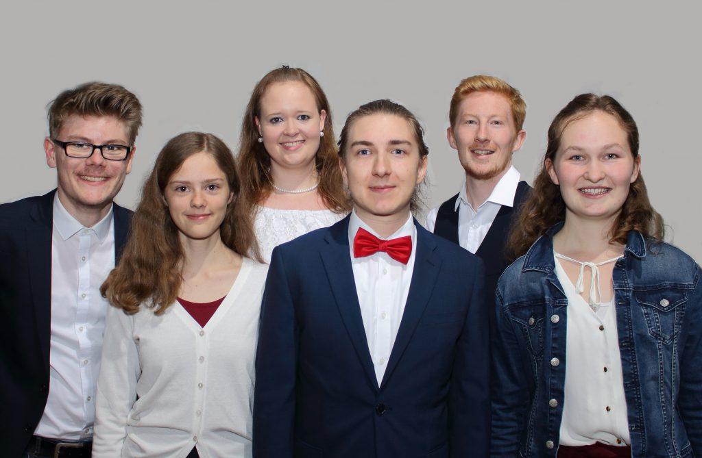 Der Beirat des Fördervereins Junger Chor Münster e.V.
