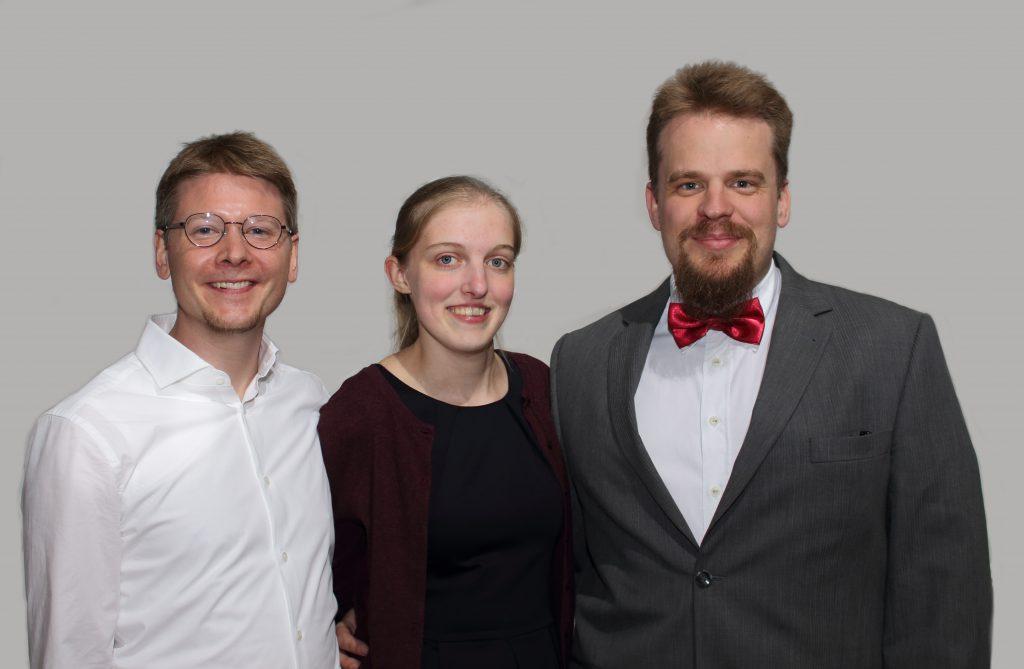 Der Vorstand des Fördervereins Junger Chor Münster e.V.