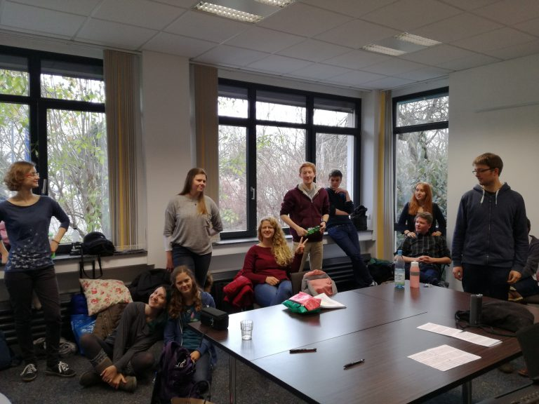 """Der Junge Chor Münster beim WDR Wettbewerb """"Der Beste Chor im Westen"""""""