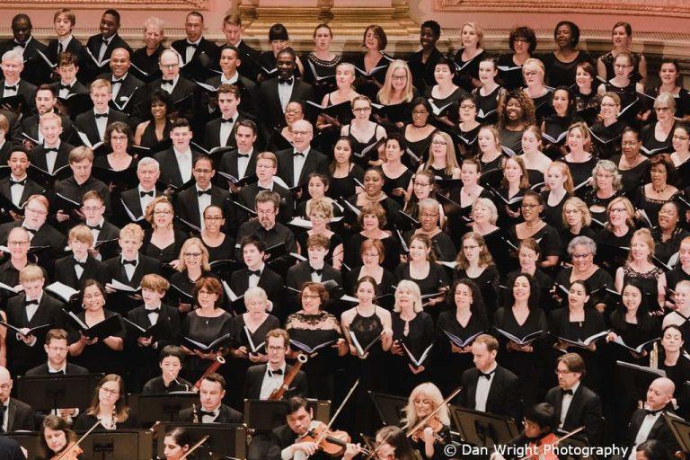 Auftritt Calling all Dawns, Carnegie-Hall, New York